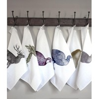BOX OF 6 MIXED CHRISTMAS NAPKINS