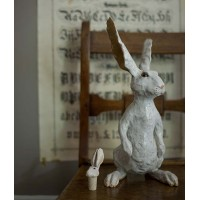 RABBIT WINE BOTTLE STOPPER