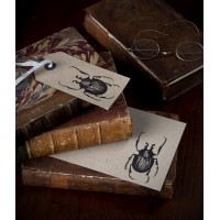 BEETLE GIFT TAGS