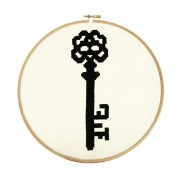 KEY No.2 CROSS STITCH KIT