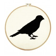 LiTTLE BIRD CROSS STITCH KIT