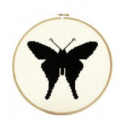 SKIPPER CROSS STITCH KIT