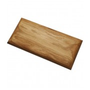 RECTANGLE OAK BOARD