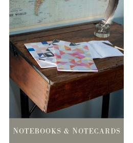 NOTECARDS & NOTEBOOKS