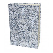 CORONAL NOTEBOOK, LIGHT BLUE