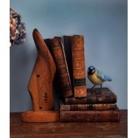 VINTAGE SHOE LAST BOOKENDS